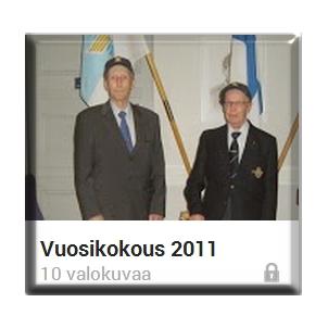 Vuosikokouskuvau 2011