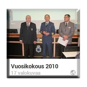 Vuosikokouskuvia 2010