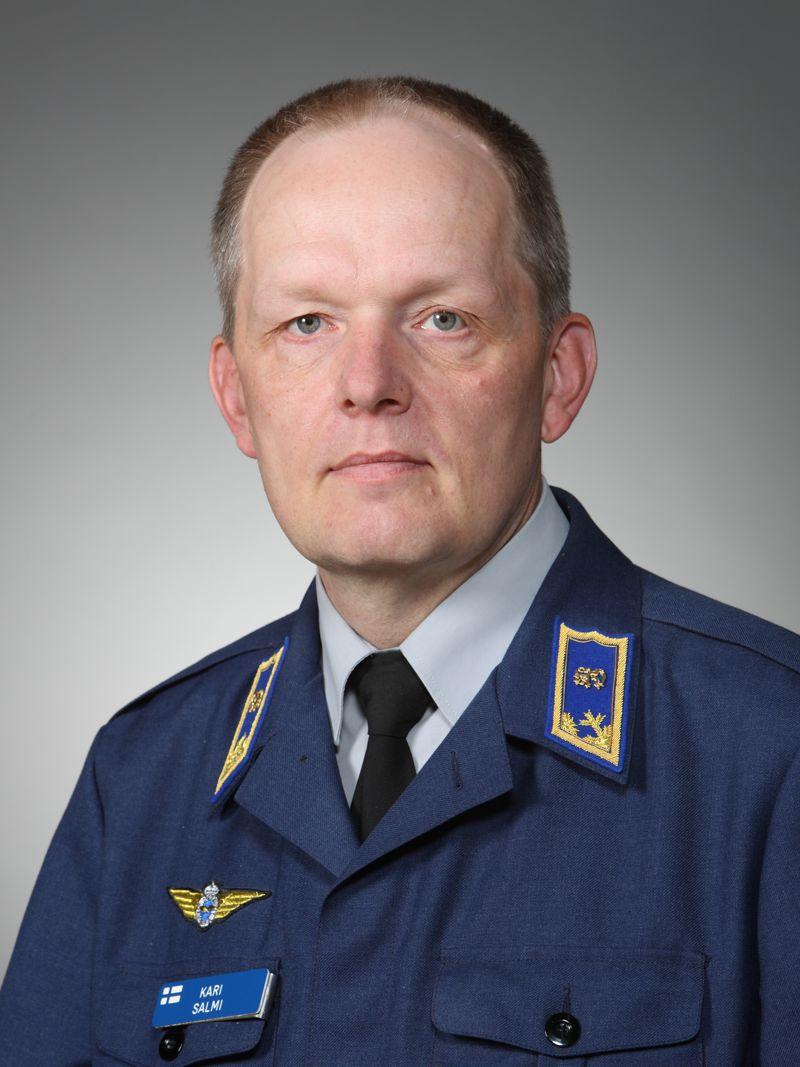 PrikaatinKenraali Kari Salmi
